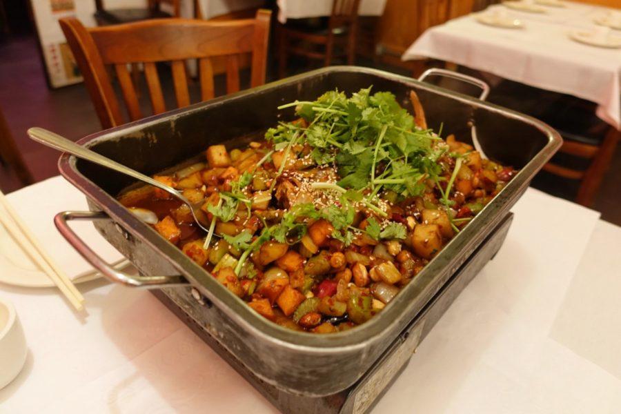 BBQ Fish   Hunan Kitchen of Grand Sichuan