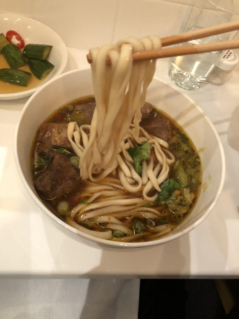 Ho Foods Beef Noodle Soup