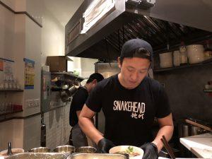 Ho Foods Chef Opening Night