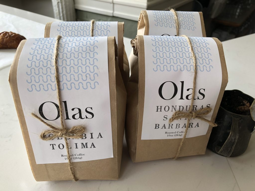 Coffee Beans | Olas Coffee