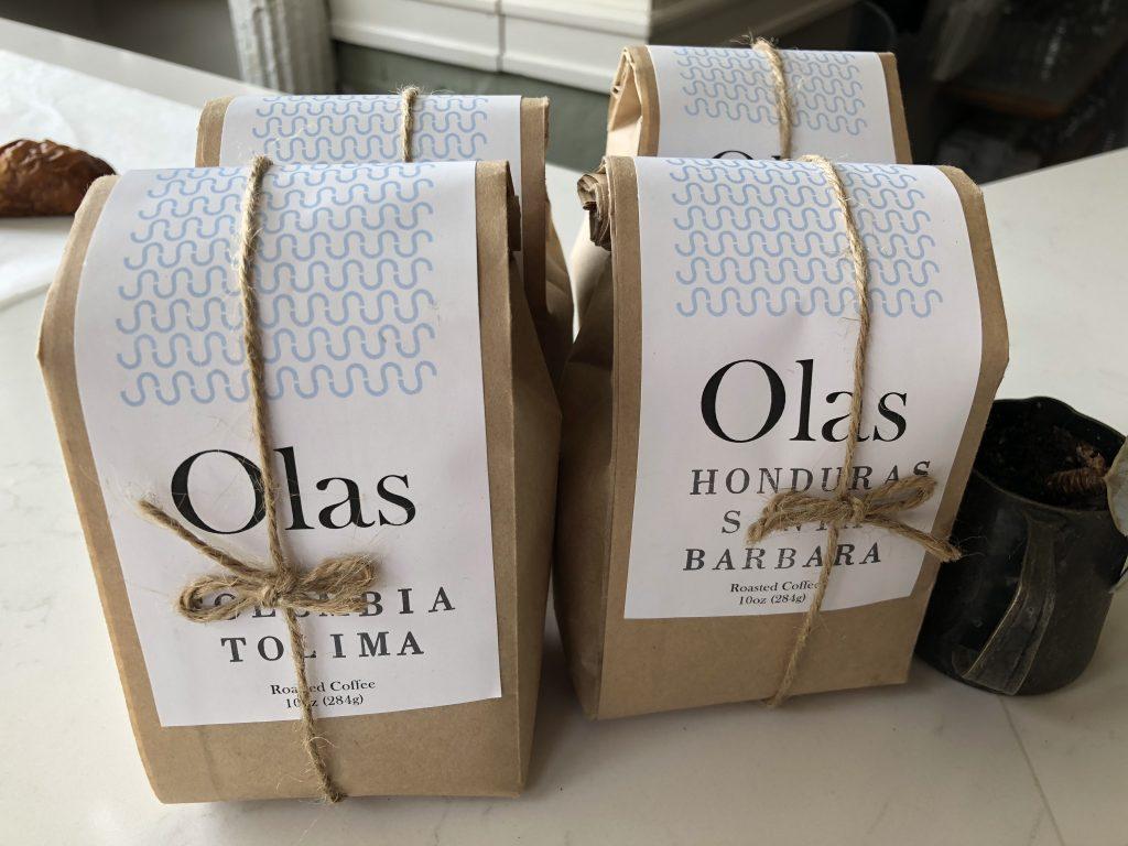Coffee Beans | Olas Coffee