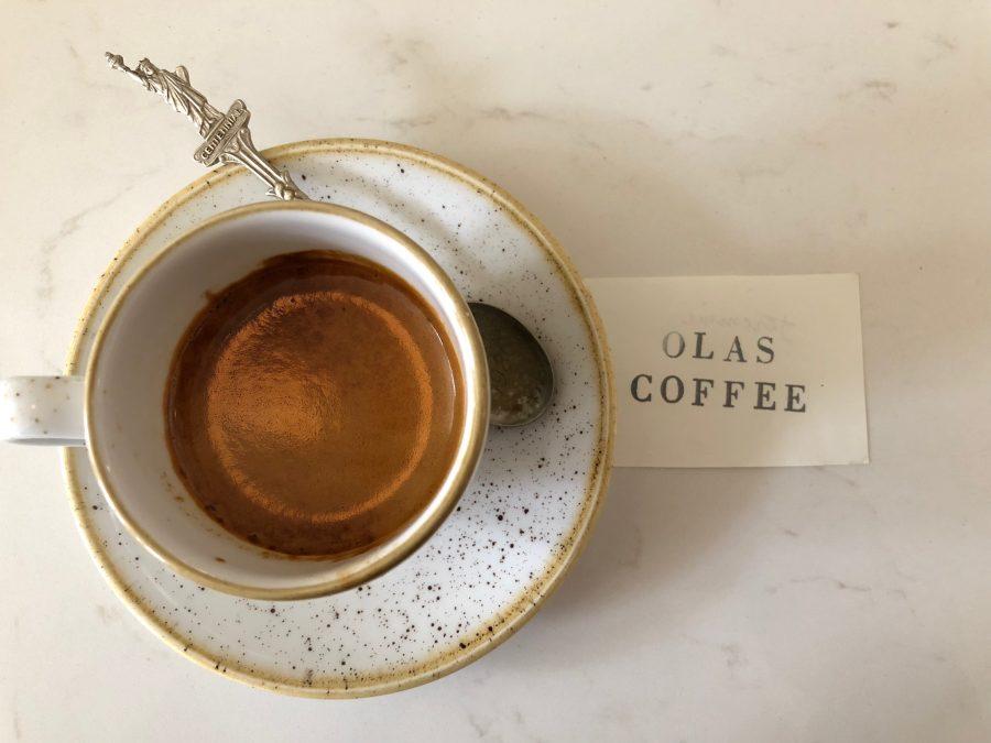 Espresso | Olas Coffee