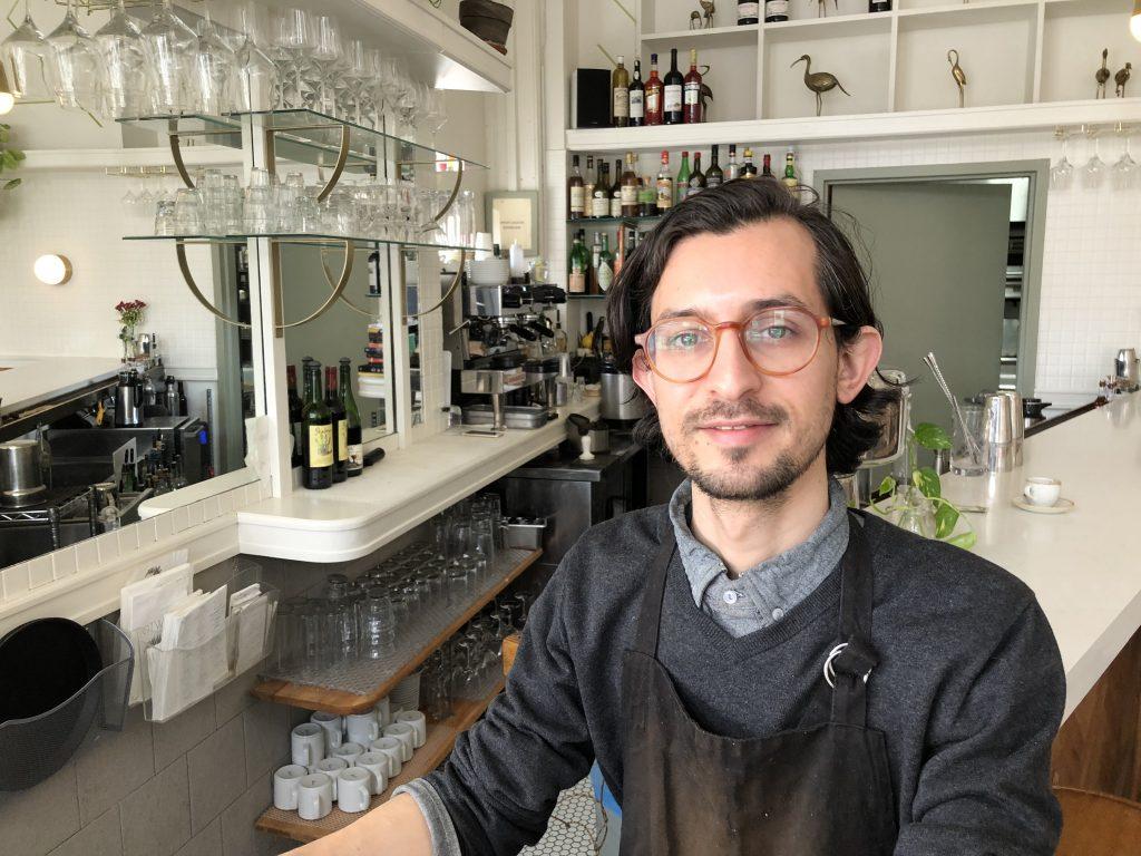 Jeremiah Borrego | Olas Coffee