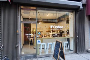 Exterior | iF Coffee Closed
