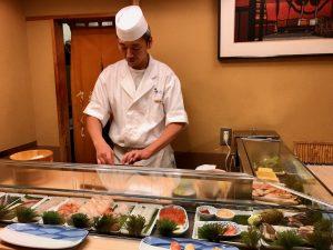Kidoguchi / きどぐち Sushi Counter
