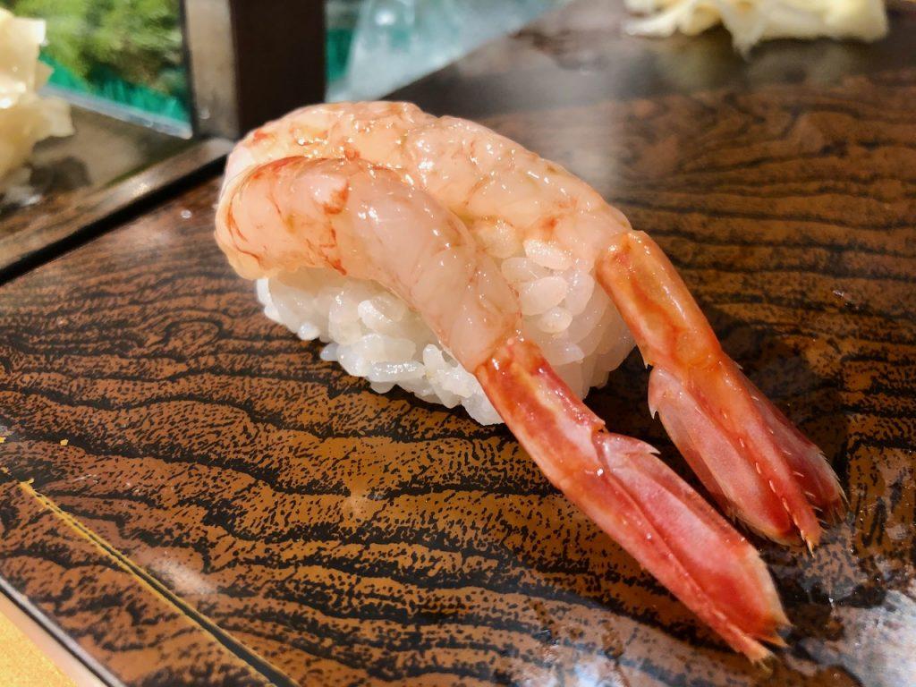 Tsukiji Sushidai Honkan / すし大 本館 Nigiri Shrimp